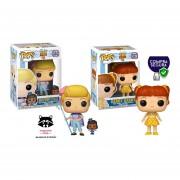 Gabby Gabby y Bo Peep Funko pop Toy story 4 pelicula
