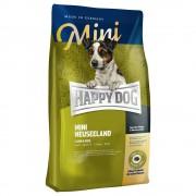 Happy Dog Supreme Sensible 2 x 4 kg Mini New Zeeland Happy Dog Supreme hundfoder