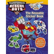 Transformers Rescue Bots: The Reusable Sticker Book