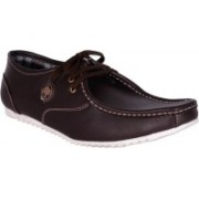 Austrich Smart Casual Casuals For Men(Brown)