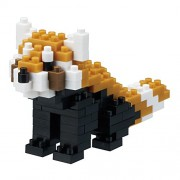 Japan Nano Blocks - Nano-block red pandas NBC_194 *AF27*