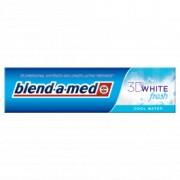 ORAL B pasta za zube 100 ML 3D white fresh cool water Blend-a-med