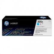 0 HP CE411A C C (HP 305A) Cyan Lasertoner, Original