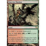 Magic: The Gathering Fire Lit Thicket Shadowmoor