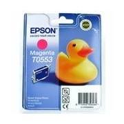 Epson T0553 Cartucho de tinta (Epson T055340) magenta