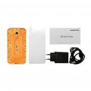 HOMTOM ZOJI Z8 5.0 Pulgadas De Pantalla 4GB RAM 64GB ROM Octa Core Dual SIM 4G Teléfono Naranja