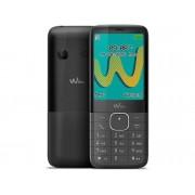 WIKO Teléfono móvil WIKO Riff 3 Plus (2.4 - 2G - Negro)
