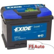Acumulator EXIDE Excell 54Ah