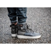 Nike Air Force 1 SF Mid Dark Grey