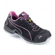 Puma Safety Shoes Lage werkschoenen Puma® Dames Fuse TC Pink S1P ESD