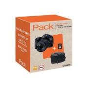 Canon spiegelreflexcamera EOS 80D+18-135 IS USM INCL. TAS en 8GB