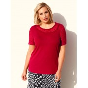 m. collection Shirt m. collection Rood