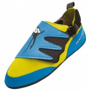 Mad Rock - Mad Monkey 2.0 - Chaussons d'escalade taille 29, bleu/jaune