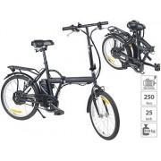 "Klapp-Pedelec 20"" mit bürstenlosem Motor, 24-V-Akku (4,4 Ah), 25 km/h | E Bike"