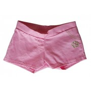 "Pink Shorts Teddy Bear Clothes Fits Most 14"" - 18"" Build-a-Bear, Vermont Teddy Bears, and Make Your Own Stuffed Animals"