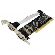 "Card PCI adaptor la 2 x SERIAL RS232, Logilink ""PC0016"""