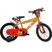 Детско колело Lion Guard, 16 инча, Dino Bikes, 120116748