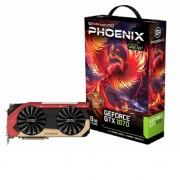 VGA Gainward GTX 1070 Phoenix GS, nVidia GeForce GTX 1070, 8GB, do 1835MHz, DP 3x, DVI-D, HDMI, 24mj (426018336-3682)