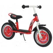 "Bicicleta fara pedale, cu scaun ajustabil roti de 12"" Cars EandL CYCLES"