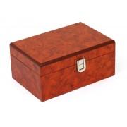 Cutie pentru piese nod radacina de lemn mare