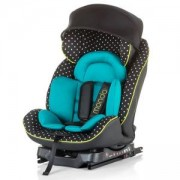 Бебешко столче за кола с двустранен ISOFIX, 0-25 кг. Chipolino Мондо, мента, 350792