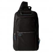 Piquadro Monospalla porta iPad®Air/Pro 9,7 in Tessuto Tecnico Nero linea Celion CA4178CE