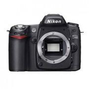 Nikon Cámara Reflex Nikon D80 Negro Sin Objetivo