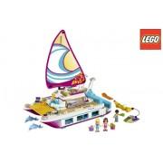 Ghegin Lego Friends Il Catamarano 41317