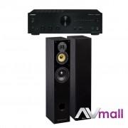 Pachet Amplificator Integrat Onkyo A-9050 + Boxe Davis Acoustics Balthus 50