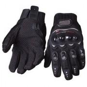 Pro bike Gloves - Bike / Motorcycle / Cycle Riding Gloves - Biker Gloves Large