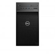 Precision T3630 Intel® Xeon® E-2174G 8 Go DDR4-SDRAM 256 Go SSD Tower Noir Station de travail Windows 10 Pro