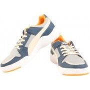 Puma Ftr Trinomic Slipstream Lo M Casuals For Men(Grey, Blue)