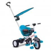 Tricicleta 3 in 1 Charm Plus Albastra Fisher Price