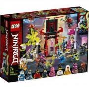 Конструктор Лего Нинджаго - Пазар за геймъри - LEGO NINJAGO, 71708
