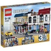Lego Bike Shop and Cafe 31026