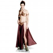Star Cut Outs Star Wars Princess Leia Palace Slave Girl Cut Out