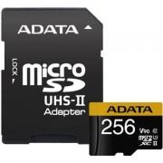 ADATA Karta pamięci MicroSDXC Premier One 256GB + Adapter