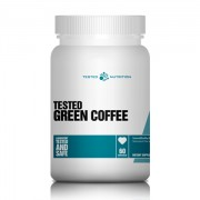 Tested Green Coffee - 60 caps