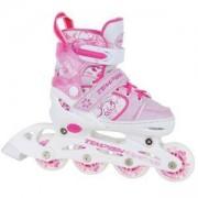 Детски регулируеми ролери Swist Pink, Tempish, 5801069891