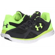 Under Armour UA Micro Greg Velocity RN GR AnthraciteWhiteFuel Green