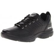 Reebok Men's Lumina Fashion Sneaker Black/Black/Black/Royal 10.5 D(M) US