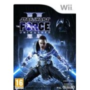 Star Wars The Force Unleashed II Nintendo Wii
