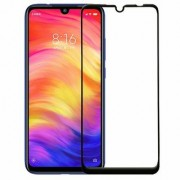 11D Anti Scratch Curved 9H Full Tempered Glass Screen Protector For Redmi Note 7 Pro