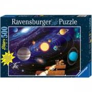 Пъзел 500 части Слънчева система, Ravensburger The Solar System, 7014926