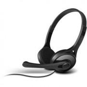 Слушалки с микрофон Edifier K550 Black