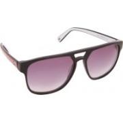 Tommy Hilfiger Rectangular Sunglasses(Pink)