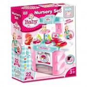 Детски бебешки кът за къпане - Код W1651