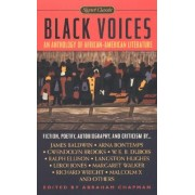 Black Voices - An Anthology of African-American Literature(Paperback / softback) (9780451527820)