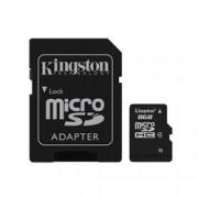 KINGSTON 8GB MICRO SD CLASSE 4