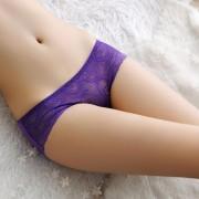V&V Dámské hipster kalhotky - Lioness (fialová barva) - V&V